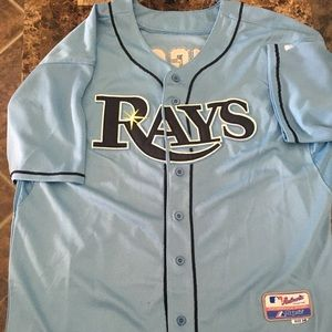 Tampa Bay Rays Jersey